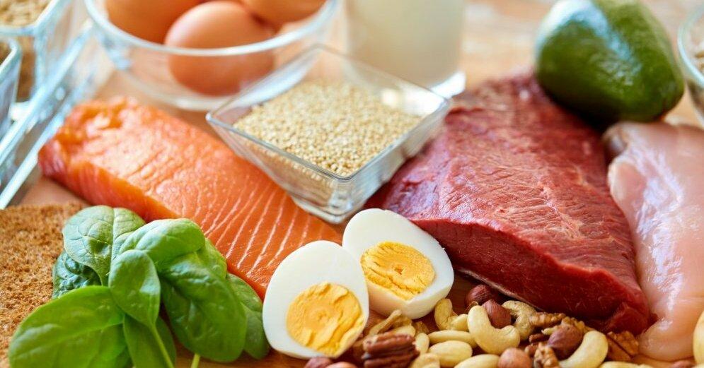 Olbaltumvielas jeb proteīns sportistiem
